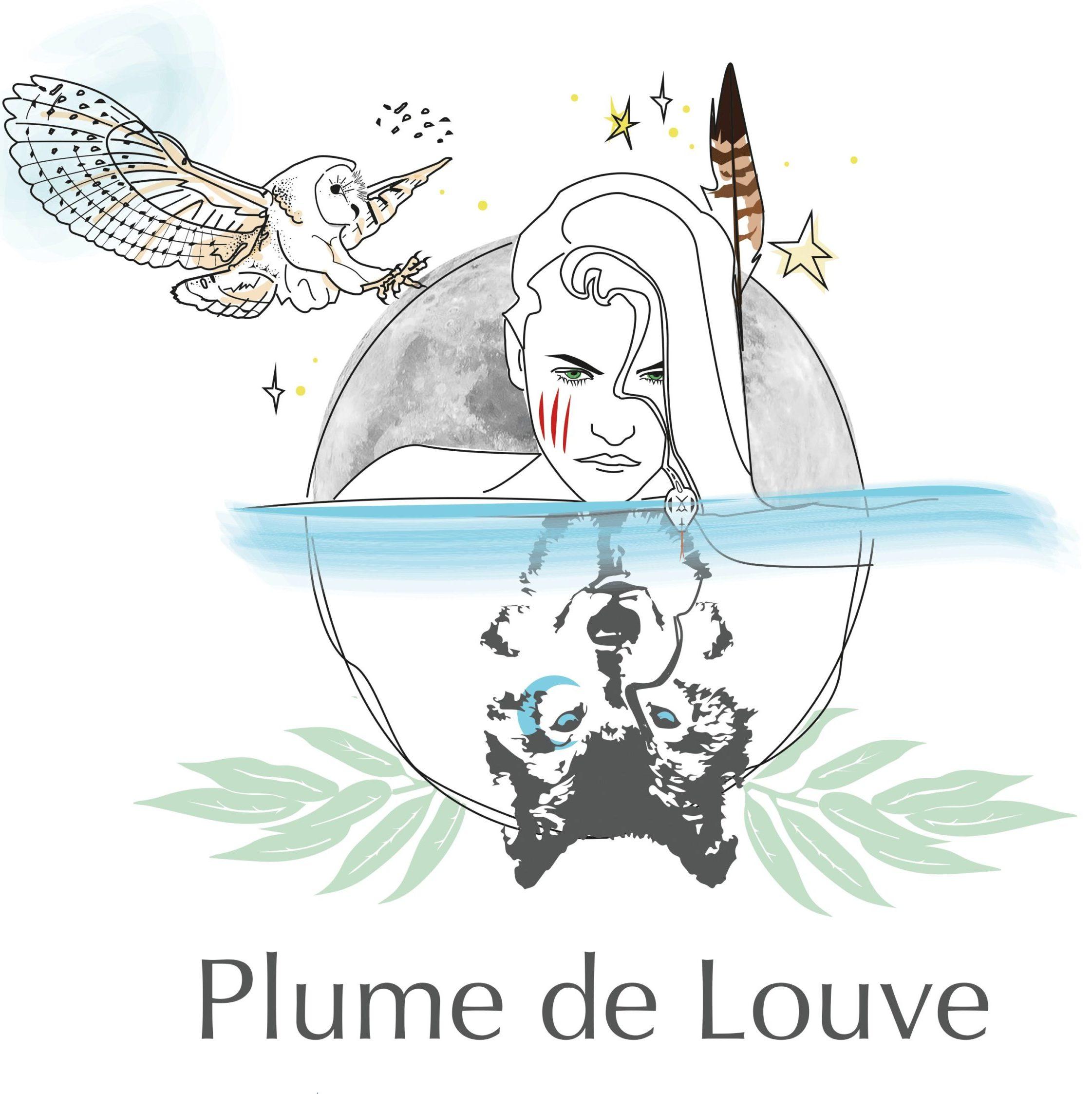 Sylvie Micheli, Plume de  Louve